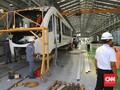 Menengok Pabrik LRT Pertama di Indonesia