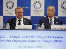 Urgent! Jepang Minta Olimpiade 2020 Ditunda karena Covid-19