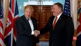 VIDEO: Menlu Inggris Bujuk Trump soal Kesepakatan Nuklir Iran