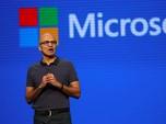 Genjot Bisnis AI, Microsoft Pilih Strategi Akuisisi
