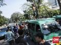 Demo Angkot di Bandung Berakhir dengan Tiga Kesepakatan