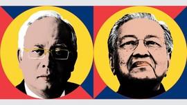 INFOGRAFIS: Partai yang Bertarung di Pemilu ke-14 Malaysia