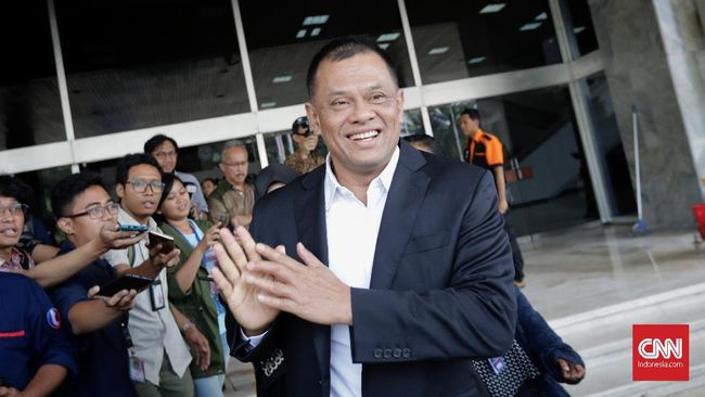 Gerindra Akan Ajak Gatot Nurmantyo ke Tim Pemenangan Prabowo