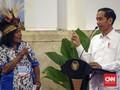 Dengar Cerita Nelayan Papua, Jokowi Penasaran Tangkap Buaya