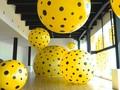 VIDEO: 'Hidup' dalam Polkadot Yayoi Kusama di Museum MACAN