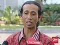 Sopir Truk Jalan Kaki dari Sidoarjo untuk 'Curhat' ke Jokowi