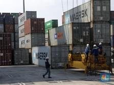 Biaya Logistik Masih Tinggi, PR Klasik Bagi Jokowi & Prabowo