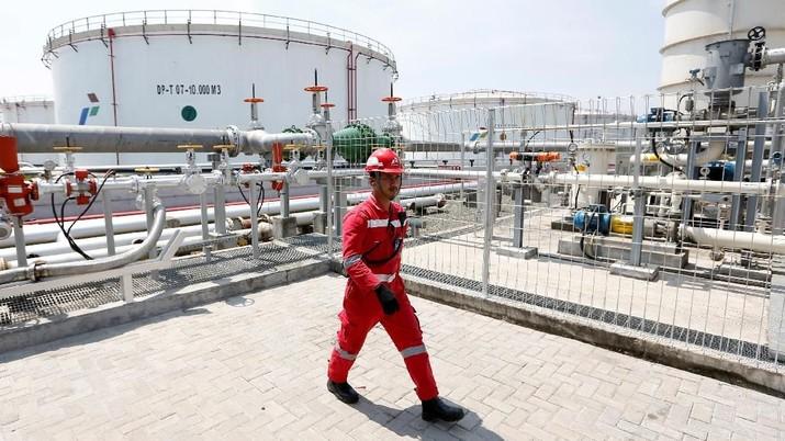 Skenario Optimistis Neraca Gas, RI Defisit Gas Mulai 2027