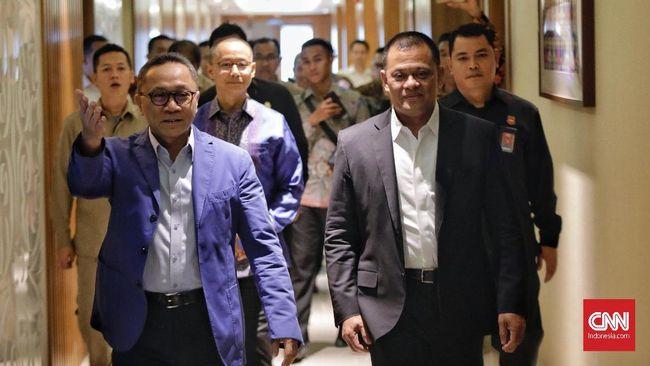 Zulkifli Hasan Sebut Gatot Nurmantyo Capres