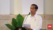 Jokowi Minta Keseimbangan Pencegahan dan Penindakan Terorisme