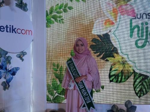 Jadi Penyanyi Kafe, Finalis Sunsilk Hijab Hunt Makassar Sering Dinyinyirin