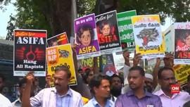 VIDEO: Marak Pemerkosaan Beramai-ramai, Rakyat India Geram