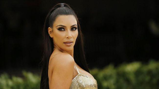 Kim Kardashian Bakal Tampil di Dokumenter Peradilan Kriminal