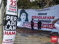 Aksi 25 Tahun Marsinah, Buruh dan Aktivis Menolak Lupa