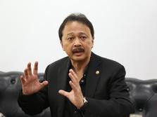 Belum Setahun, Tito Sulistio Mundur dari Dirut CMNP