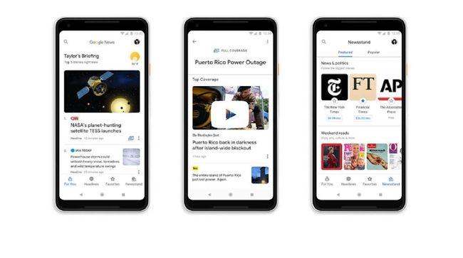 Meski Tak Dipakai, Google News Dilaporkan Sedot Kuota 24 GB