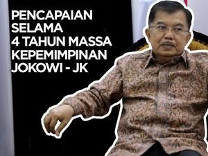 VIDEO: Pencapaian Selama 4 Tahun Massa Kepemimpinan Jokowi-JK