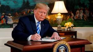 Isi Lengkap Surat Trump untuk Kim Jong Un Soal Batal Bertemu