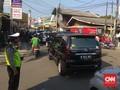 Jalan Mako Brimob Steril Usai Rusuh, Lalu Lintas Macet Parah