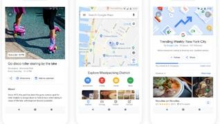 Punya Fitur Baru, Google Maps 'Disulap' Jadi Aplikasi Kuliner