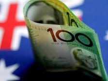 Dolar Australia Melemah Ikuti Koreksi Harga Batu Bara Dunia