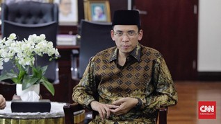 Dukung Jokowi demi Proyek Mandalika, Alasan TGB Dipertanyakan