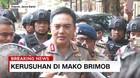 Kronologi Kerusuhan di Mako Brimob