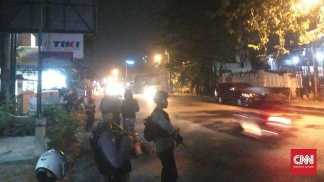 Sejumlah Polisi Alami Luka-luka dalam Kerusuhan Mako Brimob