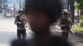 Napi Teroris Perebut Senjata Polisi Tewas di Mako Brimob
