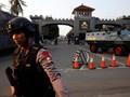 Polisi Korban Penyanderaan Tahanan Mako Brimob Dibebaskan