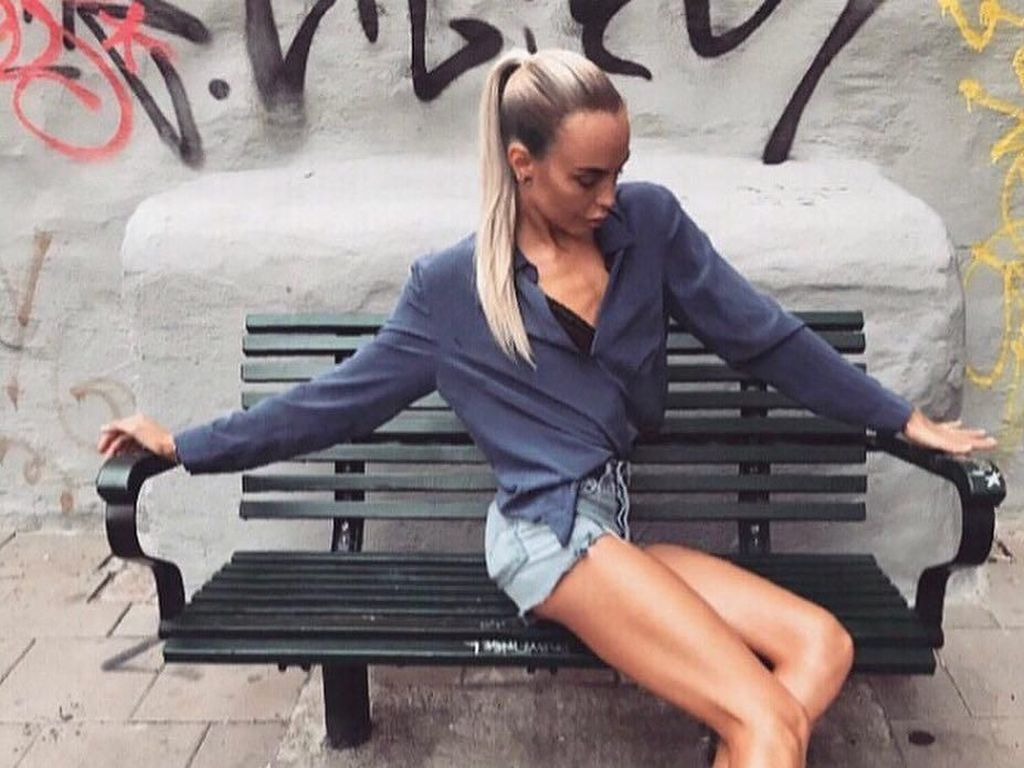 Pesona Model dan Binaraga Cantik dengan Kaki Jenjang Sepanjang 101 Cm