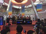 Jokowi Tunjuk Ma'ruf Amin, IHSG Terbaik di Asia