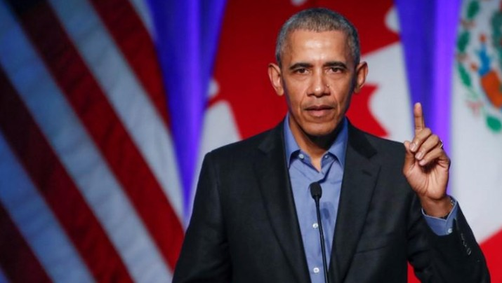 Segera! Obama Akan Bintangi Serial Netflix