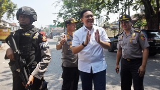Negosiasi Mako Brimob, Polri Tak Mau Tempuh 'Upaya Terakhir'