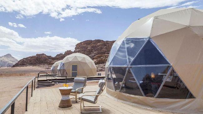 8 'Bubble Hotel' Berpemandangan Indah di Dunia