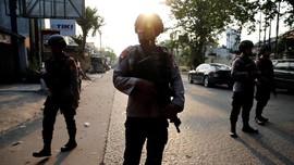 Istri Polisi Korban Jiwa Rusuh Mako Brimob Melahirkan