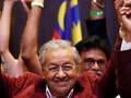 Kemenangan Mahathir Disebut Kemunduran Demokrasi Malaysia