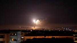 Israel Serang Suriah Setelah Diserang Iran