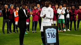 Baru 3 Bulan Gabung, Yaya Toure Berpisah dengan Olympiakos