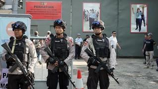 Tahanan Terorisme di Nusakambangan Dipindah ke Gunung Sindur