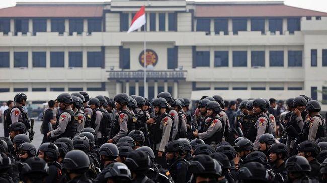 Polda Jatim Kirim Pasukan Brimob untuk Operasi Maleo di Papua