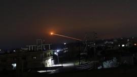 Rudal Diduga Imbas Konflik Suriah-Israel Tersasar ke Siprus
