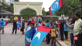 VIDEO: Pekik Reformasi Malaysia Sambut Kemenangan Mahathir