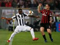 Babak Pertama Final Coppa Italia Juventus vs Milan Tanpa Gol