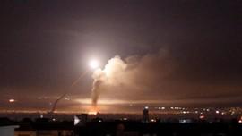 Serangan Rudal Israel ke Suriah Tewaskan 11 Orang