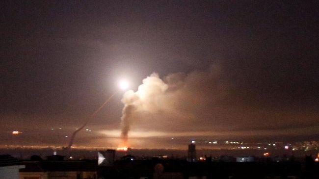 Akui Serang Suriah, Israel Antisipasi 'Drone Pembunuh' Iran
