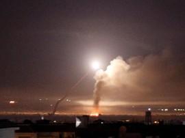 Rusia Lakukan Serangan Bom Udara di Selatan Suriah