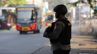 Bentrok Polisi dan Warga di Maluku, Satu Tewas