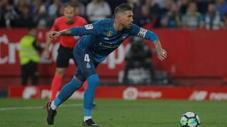 Ramos Klaim Madrid Makin Kuat Jelang Final Liga Champions