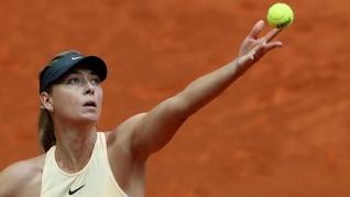 FOTO: Maria Sharapova ke Perempat Final Madrid Terbuka 2018